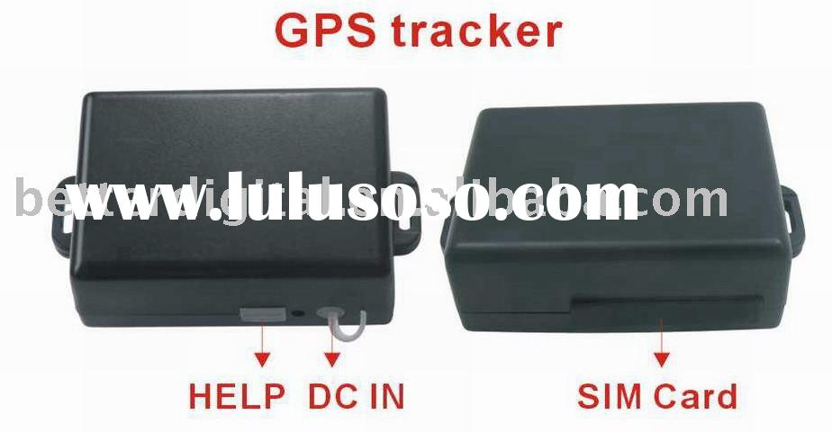 GPS tracker with long battery life and magnet