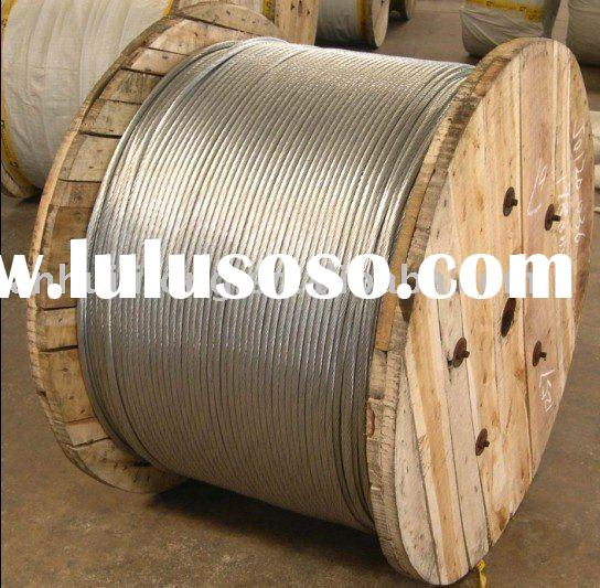 Galvanized steel cable