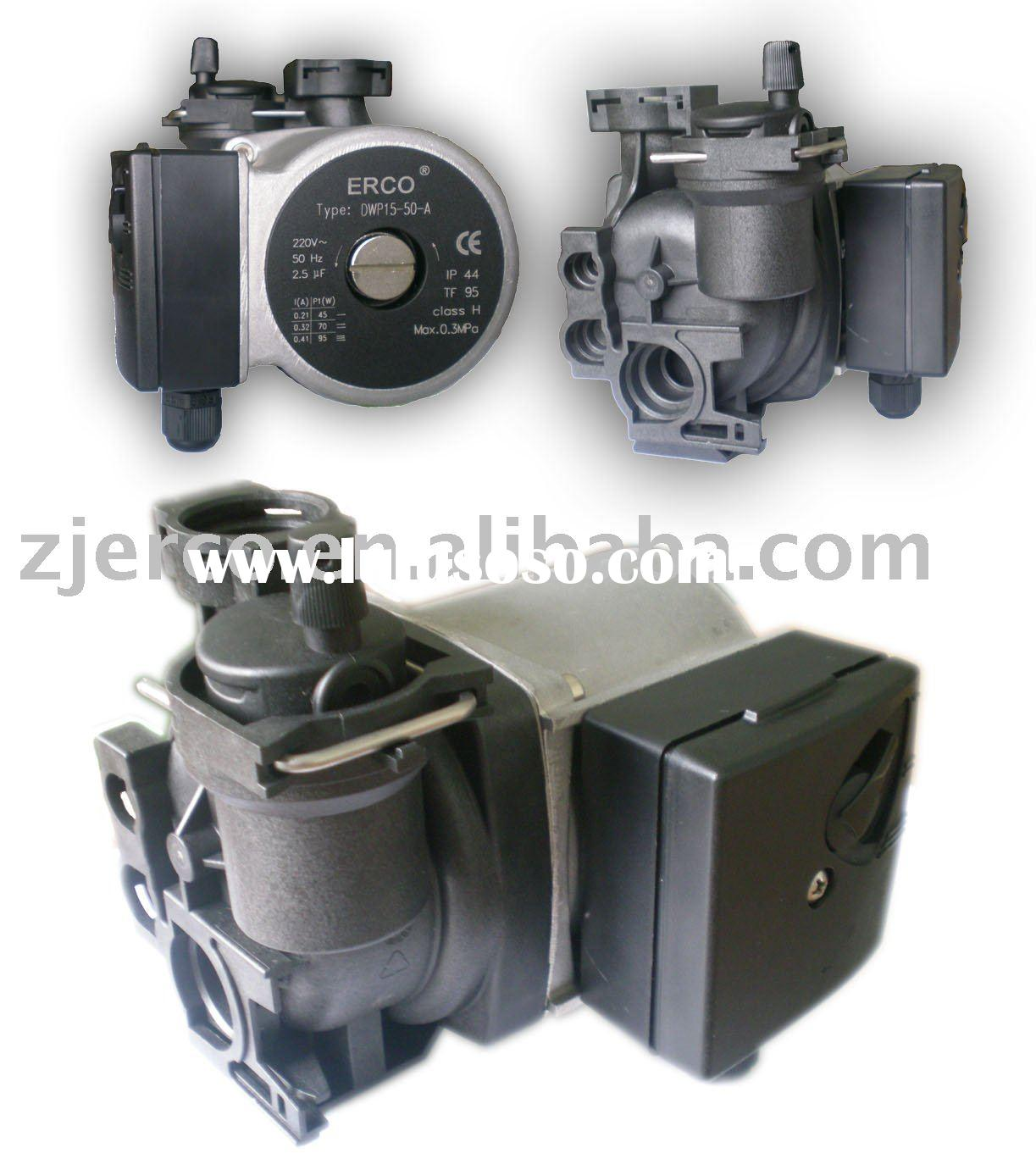 Gas heater parts (DWP 15-50-A)