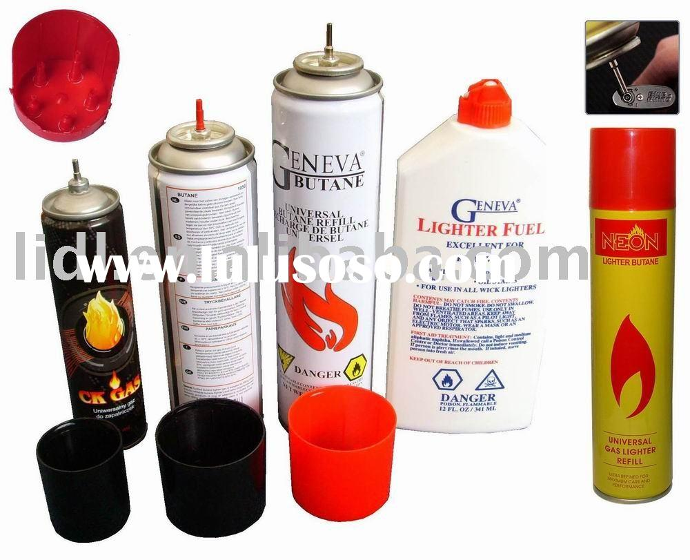 Gas lighter Refill/butane gas/lighter gas refill
