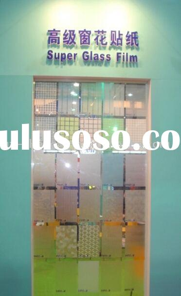 Glass Film (Window Decoration Film)