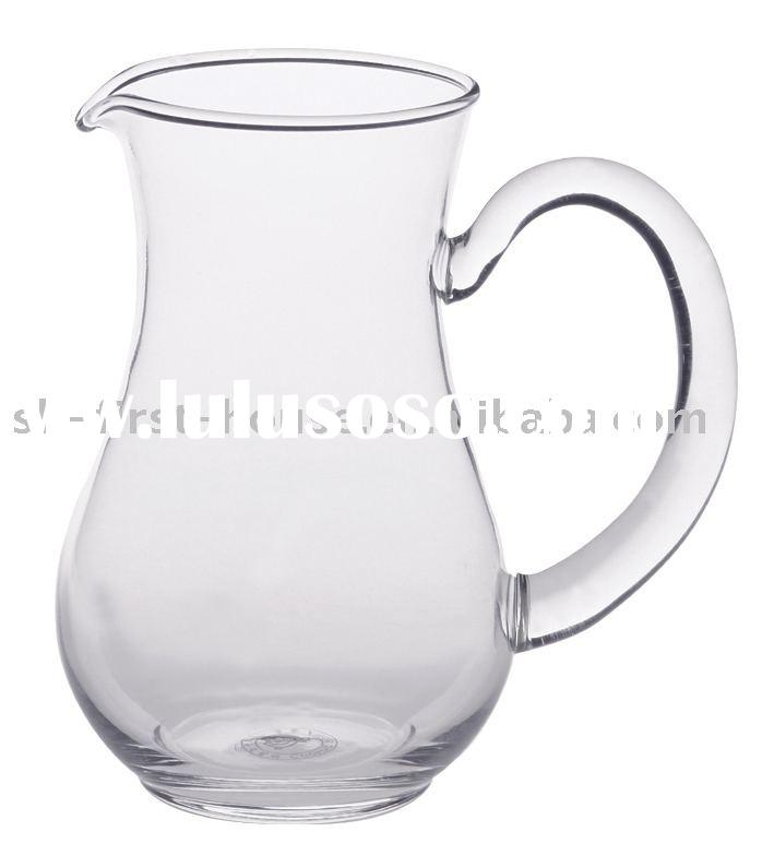 Glass Water Jug With Lid Glass Jug Water Jar