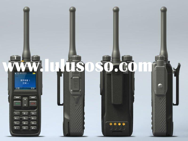 Greater high definition speech range Digital Walkie Talkie