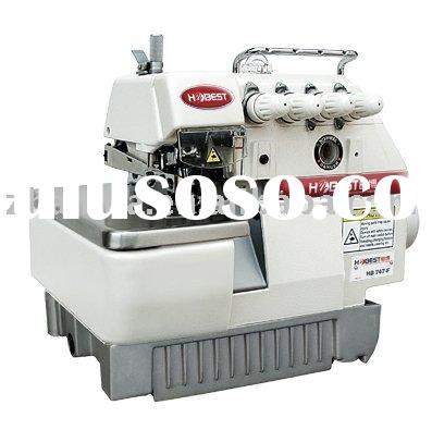 HB747F Siruba Type 4 Thread Overlock Sewing Machine Manual (industrial Sewing Machine) Series