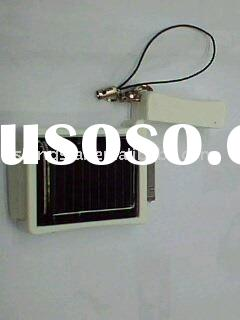 HOT fashion gift box 1200mA ABS Portable Solar charger for apple iphone 4