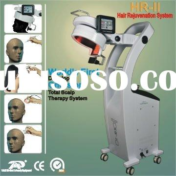 HR-II- Hair Growth Laser Hair Treatment PDT Machine for Hair Salon (CE,ISO Approval)