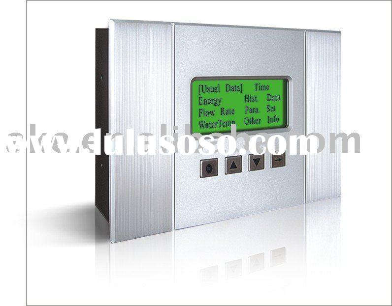 Heat Meter for HVAC chilled water system