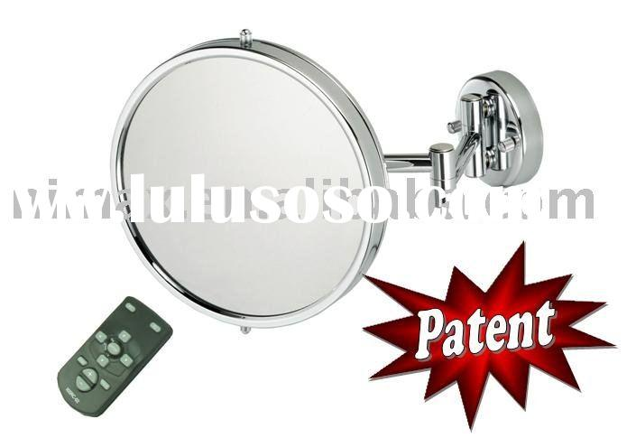 Hidden Covert Room Mirror CCD Camera with Remote Control and OSD Function