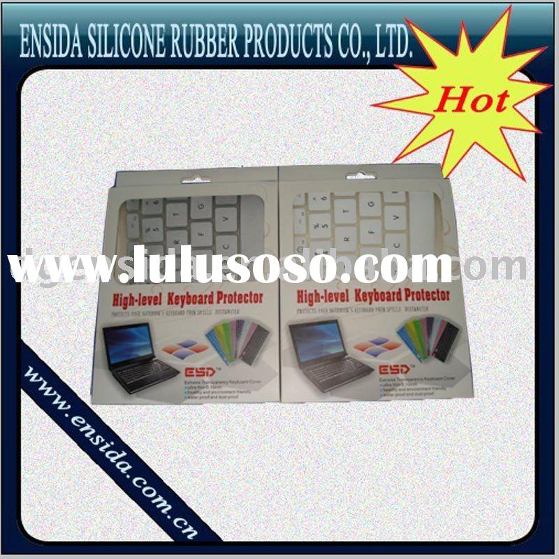 High-level silicone laptop keyboard cover