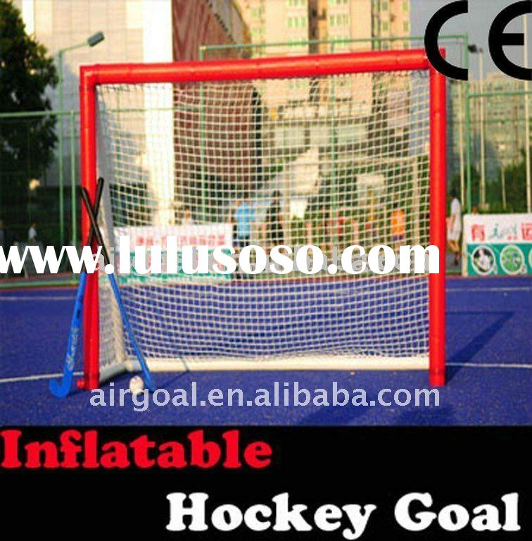 Hockey (6'*4' Inflatable hockey goal)