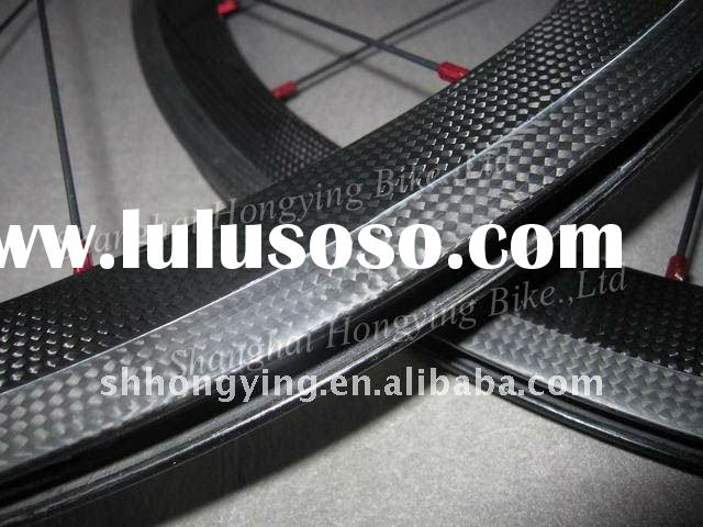 Hot 700C Full Carbon Wheelset/38mm/Clincher/Novatec hub/Shimano or Campagnolo cassette body