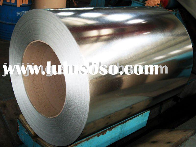 Hot Dip Galvanized Steel Sheet&Coil(ISO9001, factory price)