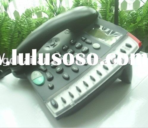 IP phone/sip phone/voip phone + PSTN phone function with automatic transfer functionODM/OEM,V-06MW,H