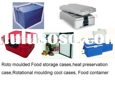 Ice box, cooler box, Ice storing case, Food holding container
