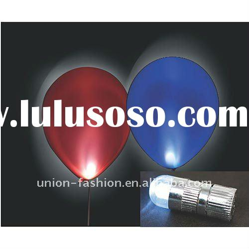 Indoor/outdoor Floating LED Lighted Extra-large Size Latex Balloons