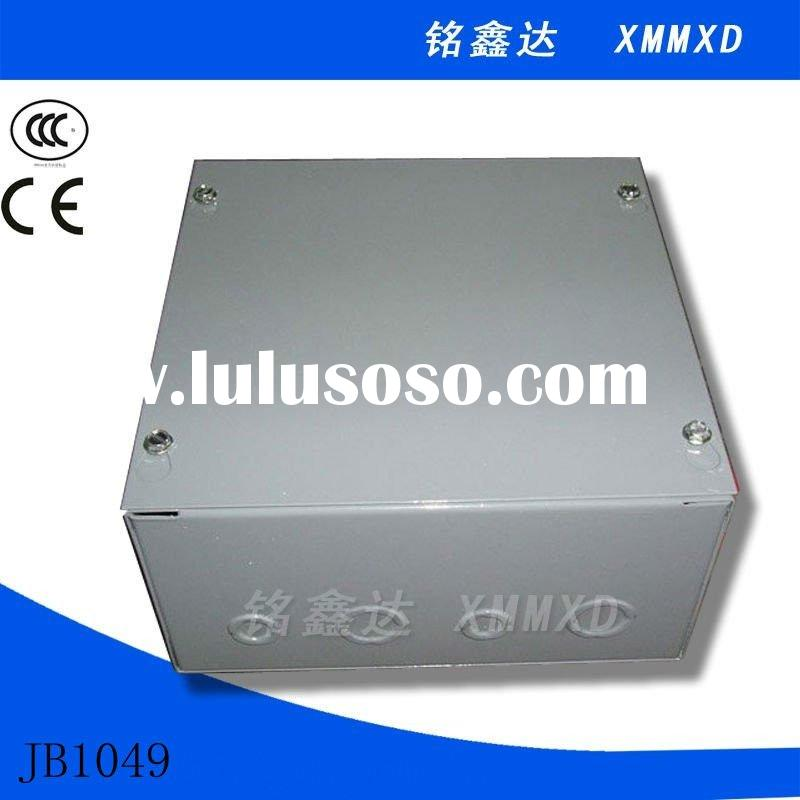 JB1049 metal mild iron aluminum steel alloy junction box Jack cable terminal control electrical conn