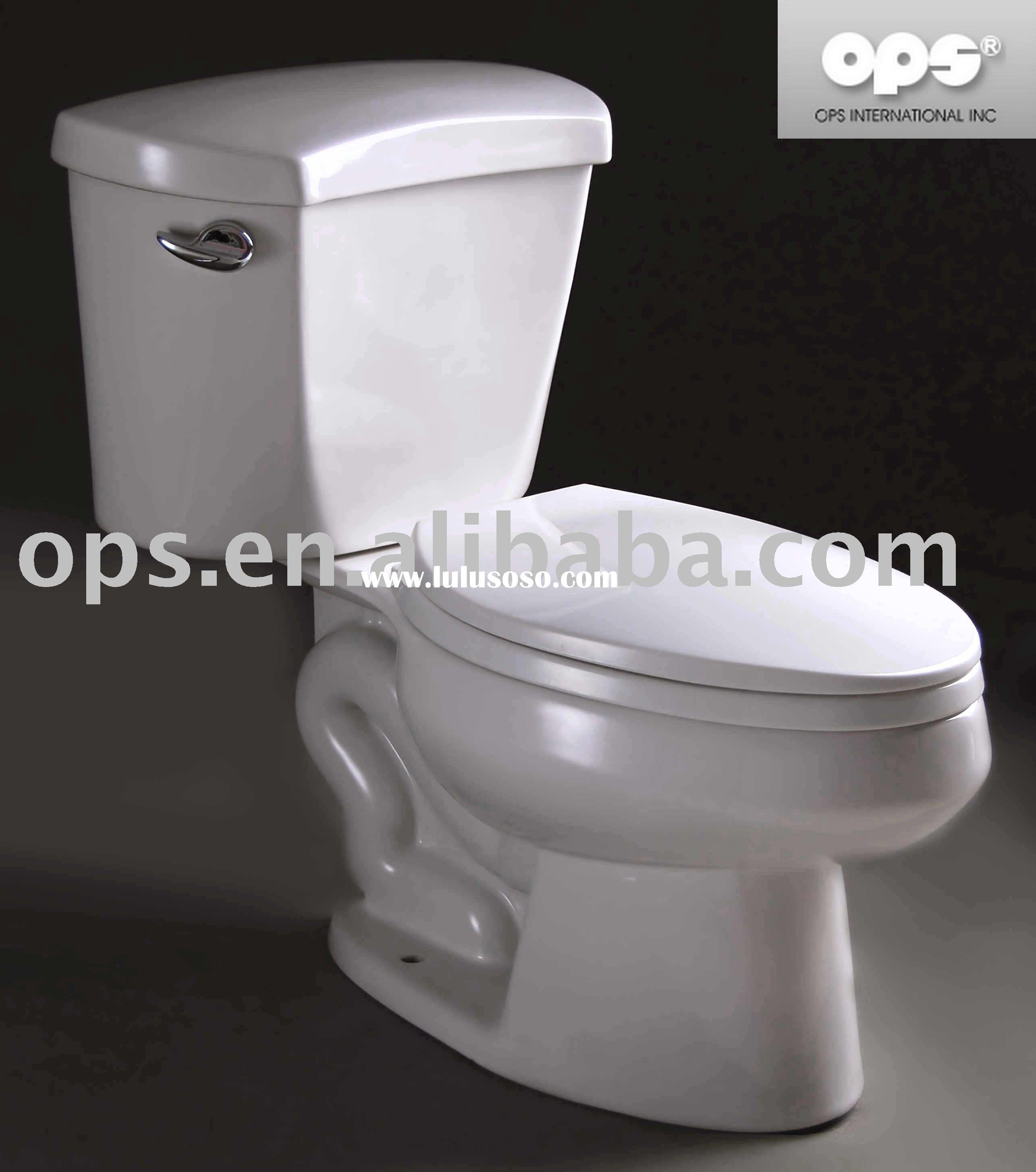 KOHLER Wellworth Two-Piece Toilet, UPC Certified