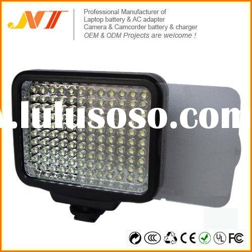 LED-5009 120 LED Video Light Lamp F750 battery+ charger
