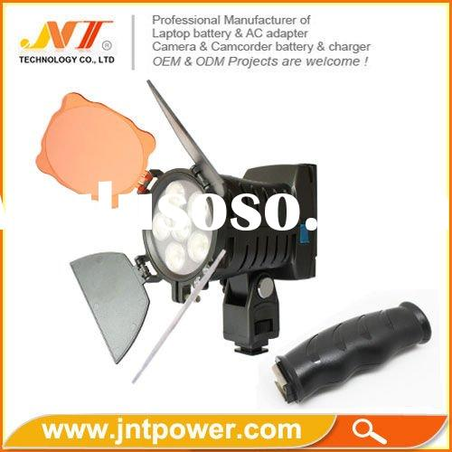 LED Video Light for Camera DV Camcorder