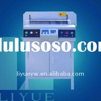 LY-450VS+ electric photo album making machine