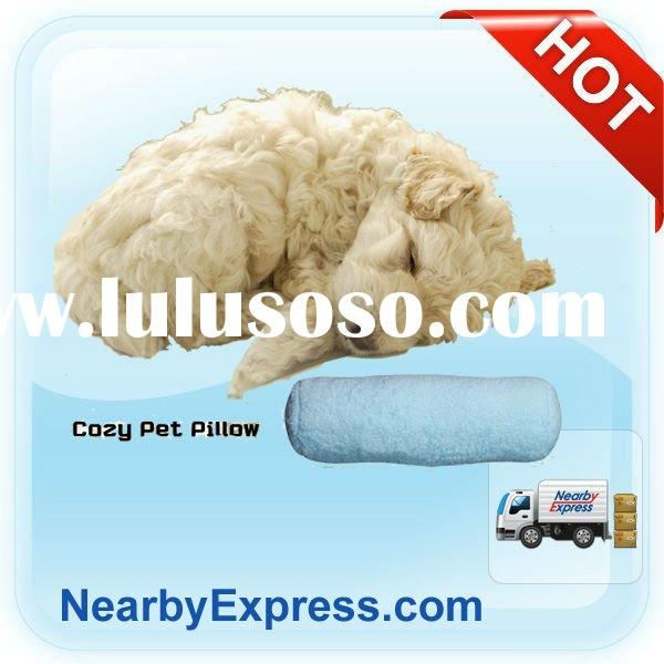 L size blue Cozy Dog/ Cat /Pet Bed Pillow