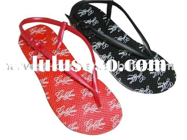 Ladies PVC sandals for women 2011