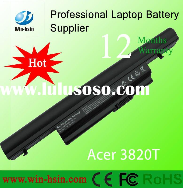 Laptop Battery for Acer aspire 3820 3820t 4820 4820t 5820 5820t NEW