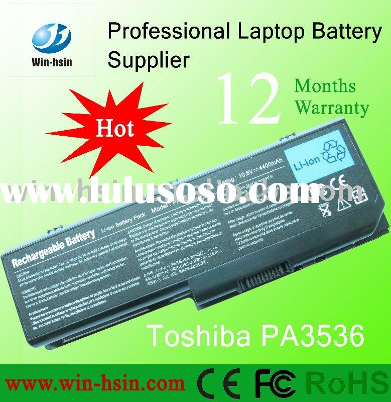 Laptop Battery for Toshiba PA3536-1BRS
