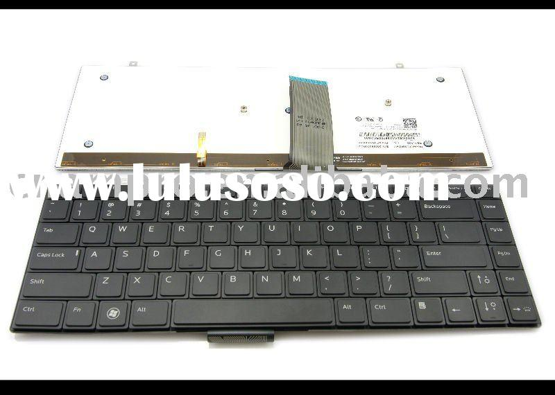Laptop keyboard for Dell Studio XPS 1340 1640 Backlit Black US