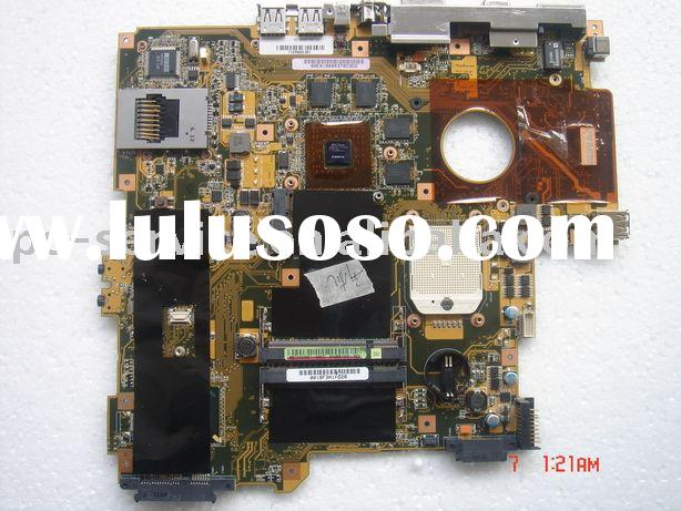 Laptop motherboard for ASUS F3T Non-integrated