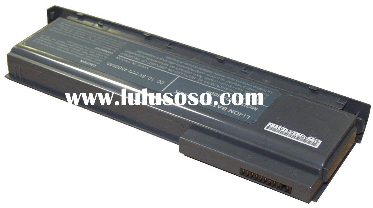 Li-ion laptop battery pack for ACER TravelMate 8100-8106; Farari 4000-4005 Series