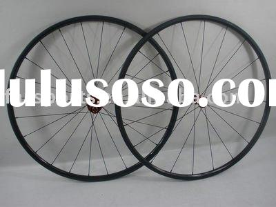 Lightest!! 20mm full carbon wheel set clincher road bike