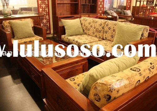 Living room sofa set,wood frame sofa,Home furniture