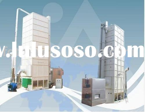 Low Temperature Grain Dryer With Siemens controller