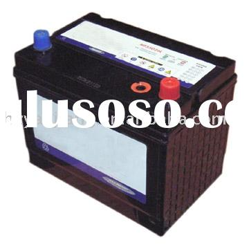 Maintenance Free Car Battery