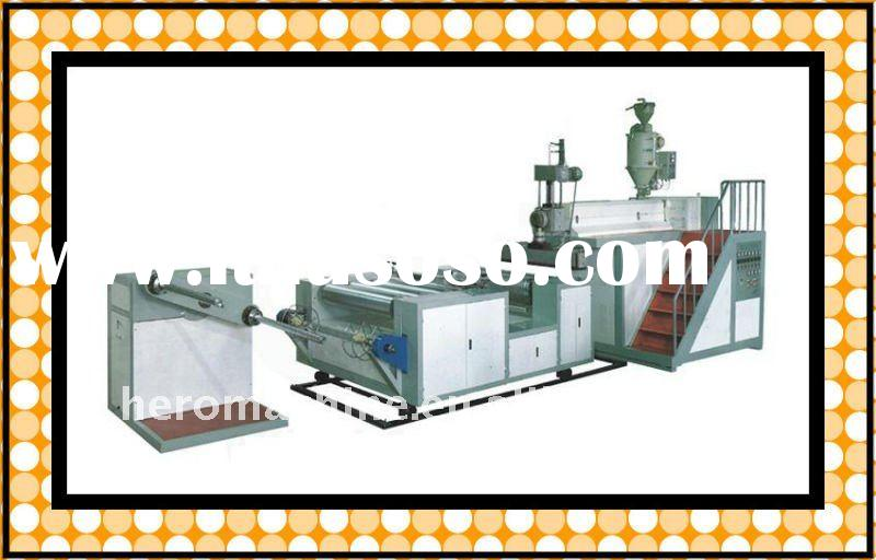 Make Money CE Standard air bubble film making machine