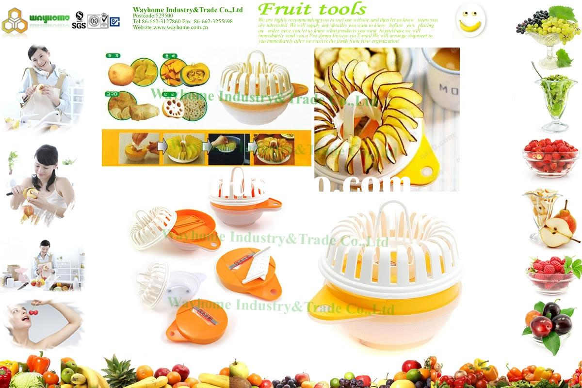Microwave Potato Chip Maker,Chip Maker with slicer,potato maker,Vegetable Steamer,promotion gifts,co