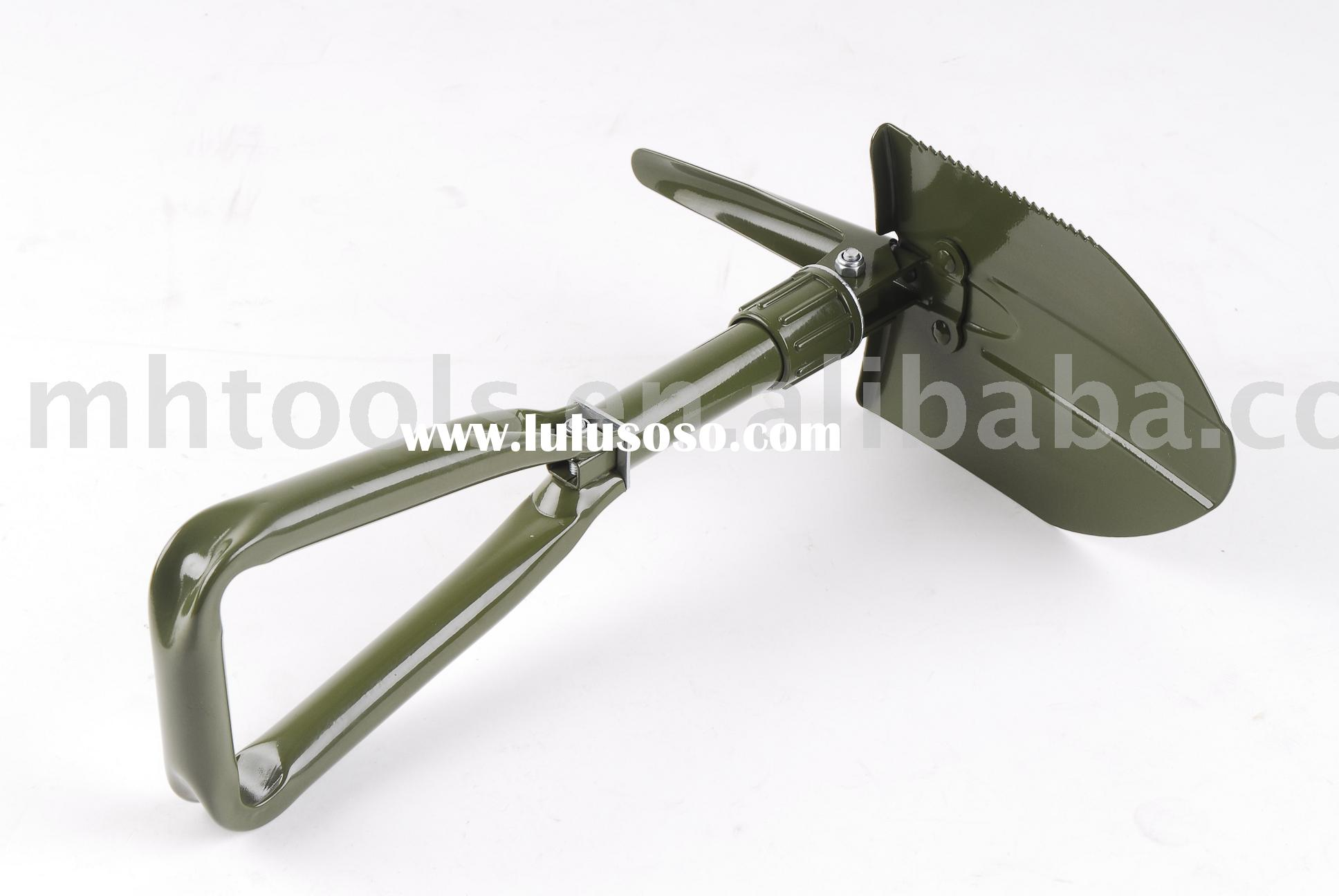 Military shovel,army supply, Folding Spade,Camping ( ),outdoor tools,gardening