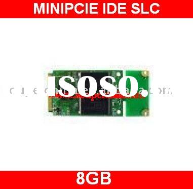 Mini PCIE IDE SSD 8GB SLC Hard Drive State Drive Disk for Notebook Computer Apply DELL MINI9