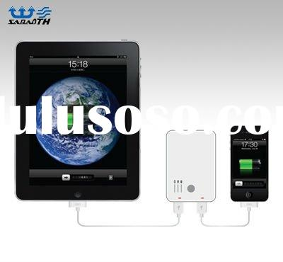 Mobile Phone Charger/Power Bank/Power Station for iPad battery/iPad2/iPhone