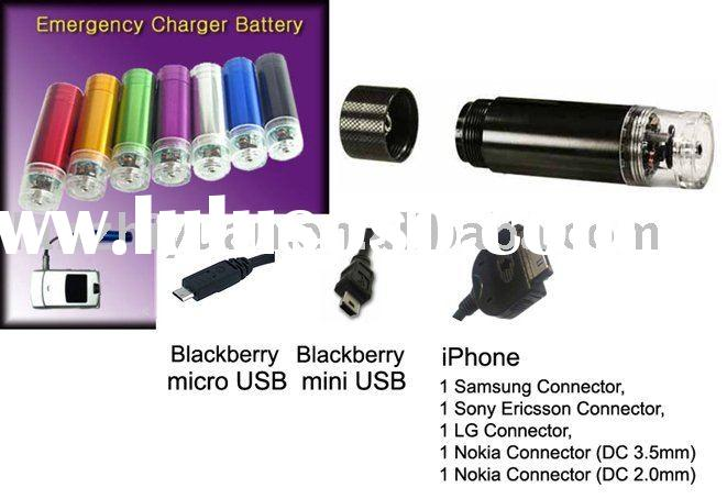 Mobile Phone Emergency Charger for Iphone 3G/3GS