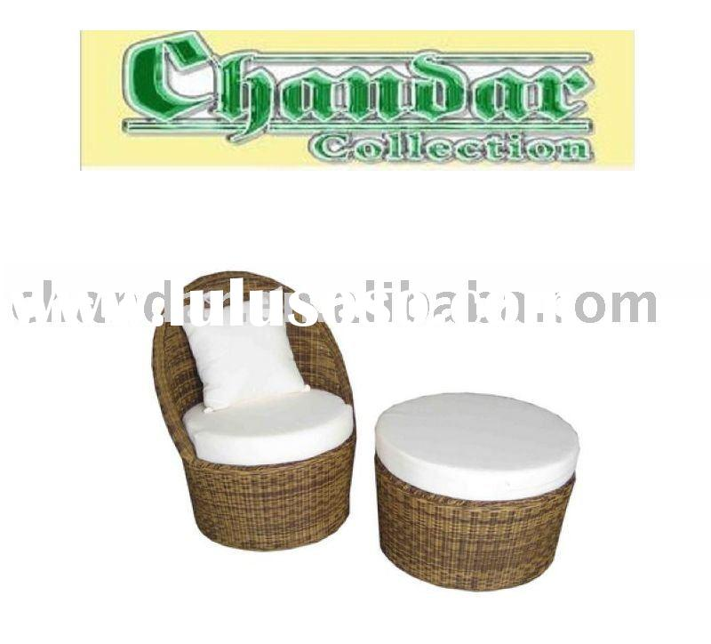 Modern design garden furniture,garden rattan sofa set,outdoor rattan sofa set