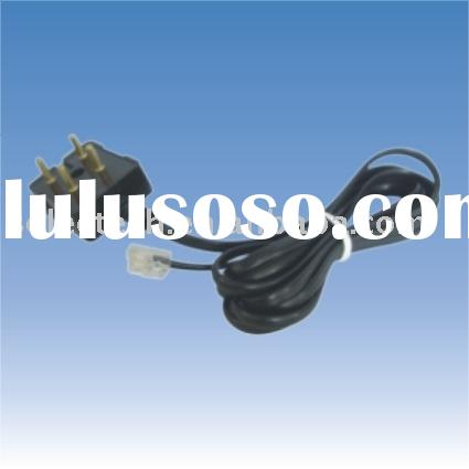 Modular cord for Korea plug to American plug with extension cord Korea telephone adapter SE-KR-02