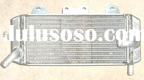 Motorcycle Racing Aluminum Radiator for Honda Suzuki Yamaha Kavasaki ATV cycles (Motocycle Racing Pa