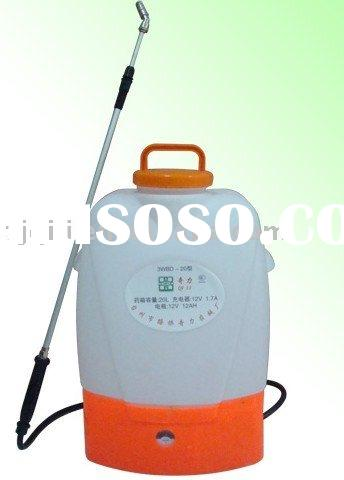 Motorized Knapsack Sprayer