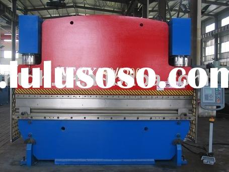 NC Hydraulic Press Brake, press brake machine,plate bending machine