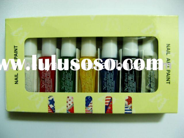 Nail Art Paint Airbrush Paint Drawing Stamping polish