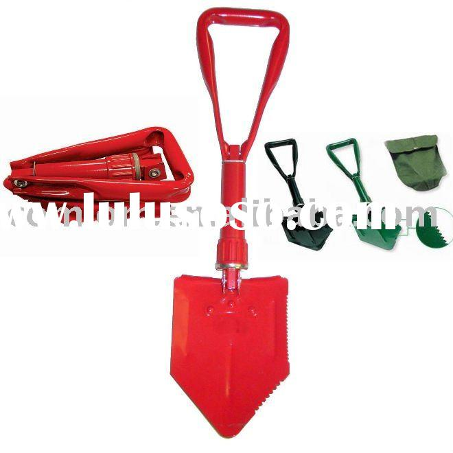 New Folding Camp Army Shovel Tool for Entrenching