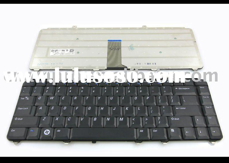 New Notebook keyboard / Laptop keyboards for Dell Inspiron 1540 1545 Black US Version - NSK-D9301