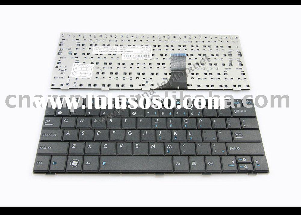 New Notebook keyboard / Laptop parts: Laptop keyboards for ASUS EeePC Shell 1005HA 1008HA 1101HA Bla